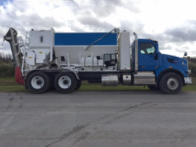 Used Mobile Mixer