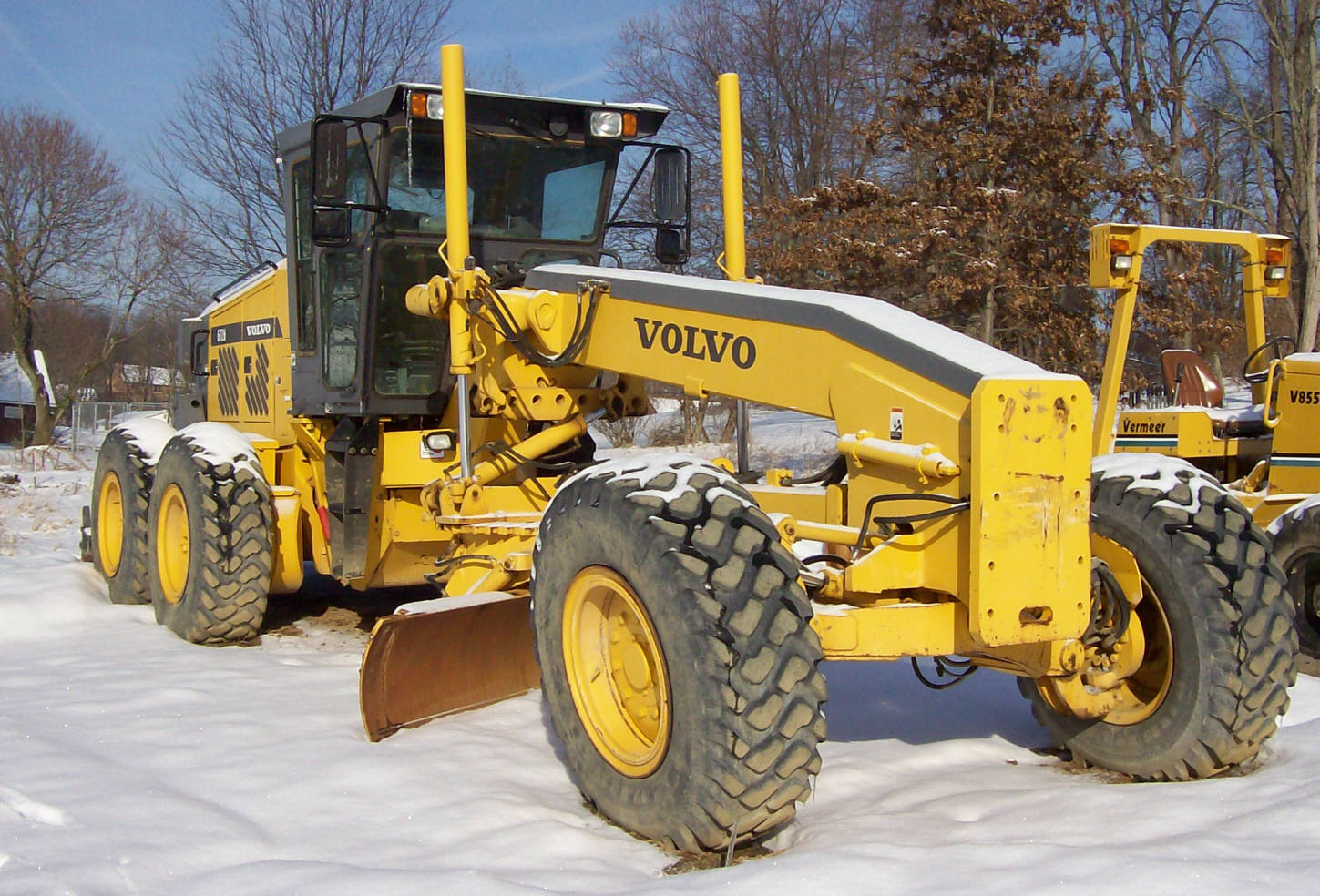 Used motor graders for sale for Volvo motors for sale